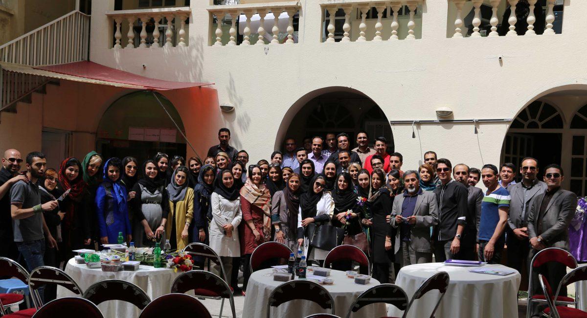 مجتمع فنی تهران نیاوران