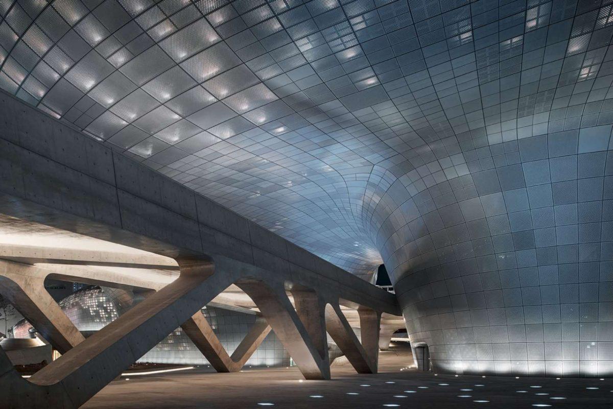 گروه مهندسی معماری مجتمع فنی تهران
