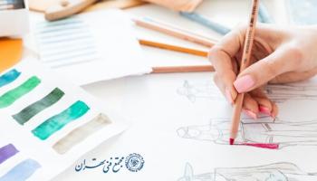 مجتمع فنی تهران - نمایندگی نیاوران - آموزش طراحی لباس (مقدماتی)
