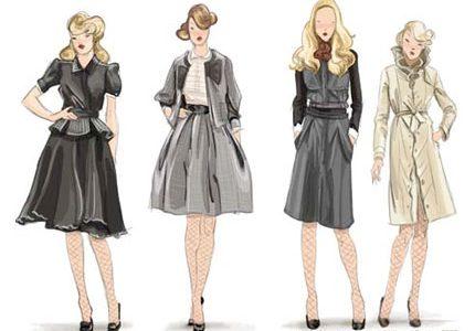 آموزش طراحی لباس (مقدماتی)