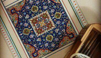 مجتمع فنی تهران - نمایندگی نیاوران - دوره آموزشی تذهیب-تخفیف صبح