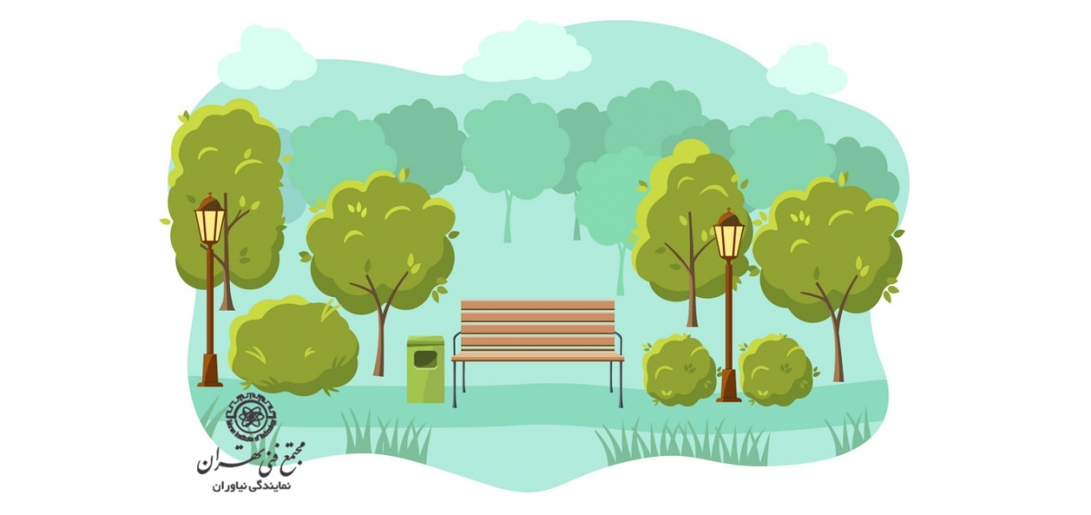 آموزش طراحی فضای سبز