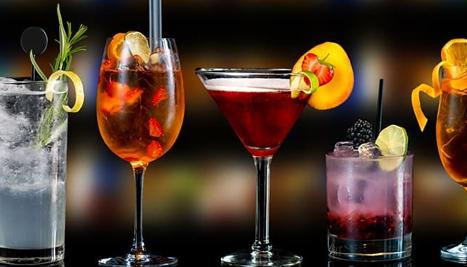 دوره تخصصی نوشیدنی های سرد