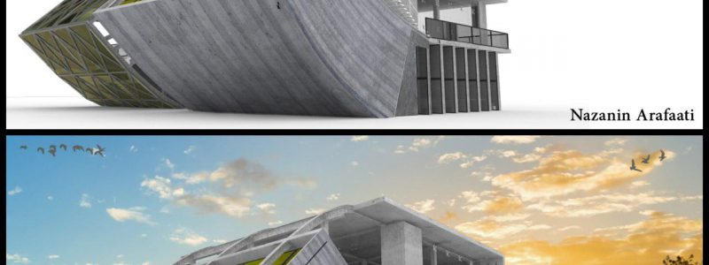 دوره آموزشی فتوشاپ در معماری(پست پروداکشن)