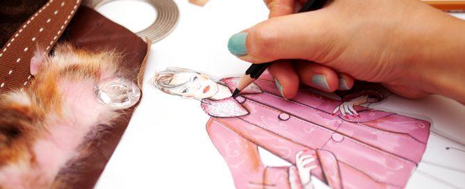 طراحی لباس مجتمع فنی تهران