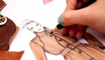 مجتمع فنی تهران - نمایندگی نیاوران - طراحی لباس پیشرفته