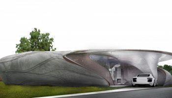 مجتمع فنی تهران - نمایندگی نیاوران - دوره آموزشی آموزش طراحی ویلا و آپارتمان