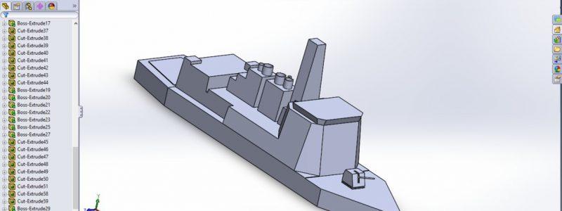 دوره آموزشی طراحی مکانیکی با CATIA I
