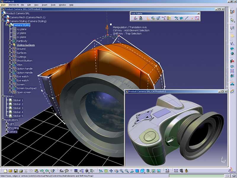آموزش های نرم افزار های فنی مهندسی