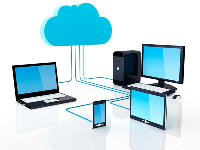 شبکه های کامپیوتری در مجتمع فنی تهران