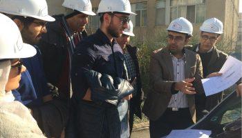مجتمع فنی تهران - نمایندگی نیاوران - دوره آموزشی روشهای اجرای ساختمان از فونداسیون تا نازک کاری