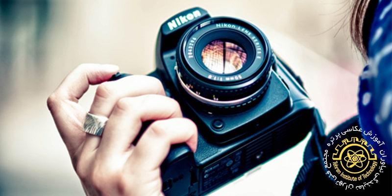آموزش عکاسی پرتره
