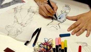 مجتمع فنی تهران - نمایندگی نیاوران - دوره آموزشی طراحی لباس مقدماتی