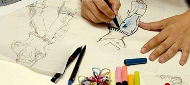 دوره آموزشی طراحی لباس مقدماتی