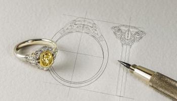 مجتمع فنی تهران - نمایندگی نیاوران - دوره آموزشی طراحی طلا و جواهر دستی(زیورآلات)