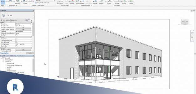 دوره آموزشی جامع Revit Architectural