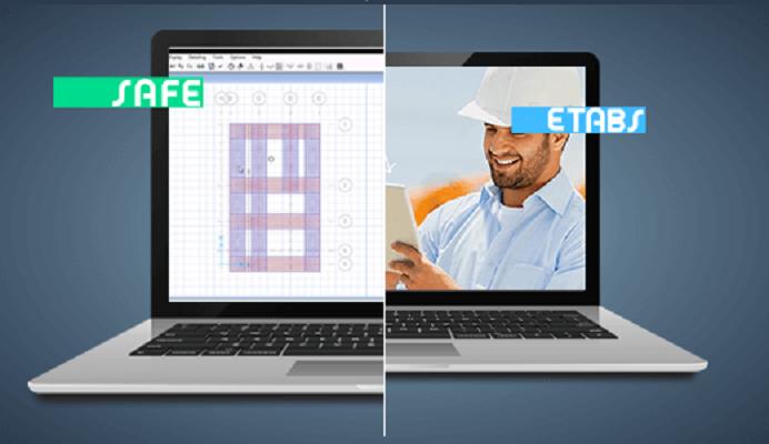 قابلیت های اصلی و کاربردی نرم افزار Etabs & SAFE