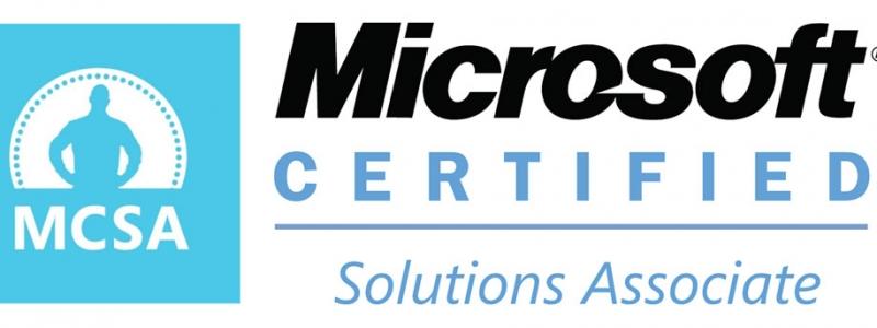 پکیج شبکه های مایکروسافت  ( MCSA)