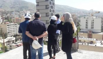 مجتمع فنی تهران - نمایندگی نیاوران - دوره آموزش روشهای اجرای ساختمان از فونداسیون تا نازک کاری