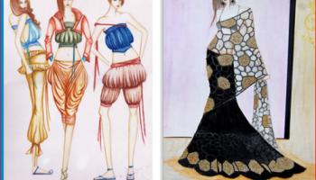 مجتمع فنی تهران - نمایندگی نیاوران - دوره آموزشی دوره آموزشی طراحی لباس مقدماتی