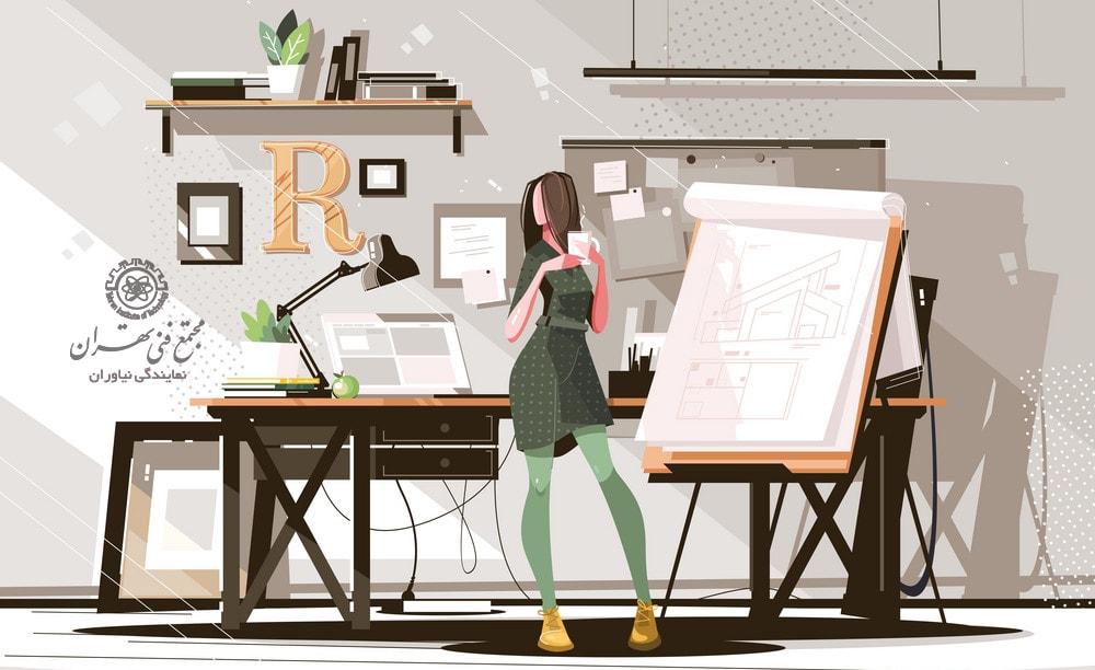 طراحی برای آموزش معماری