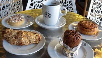 مجتمع فنی تهران - نمایندگی نیاوران - کارگاه شیرینی و دسرهای کافه ای
